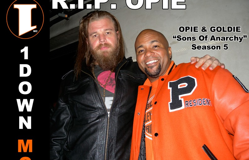 Rest In Peace Opie