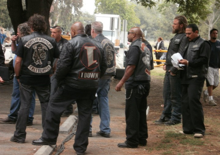 On Set of Sons of Anarchy
