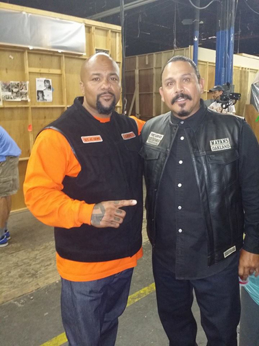 My Friend Emilio Rivera