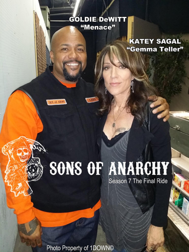 Sons Of Anarchy Season 7 Episode 12 1down Motorcycle Club